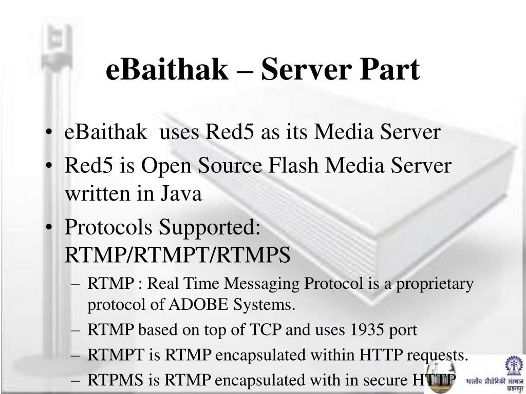 eBaithak – Server Part