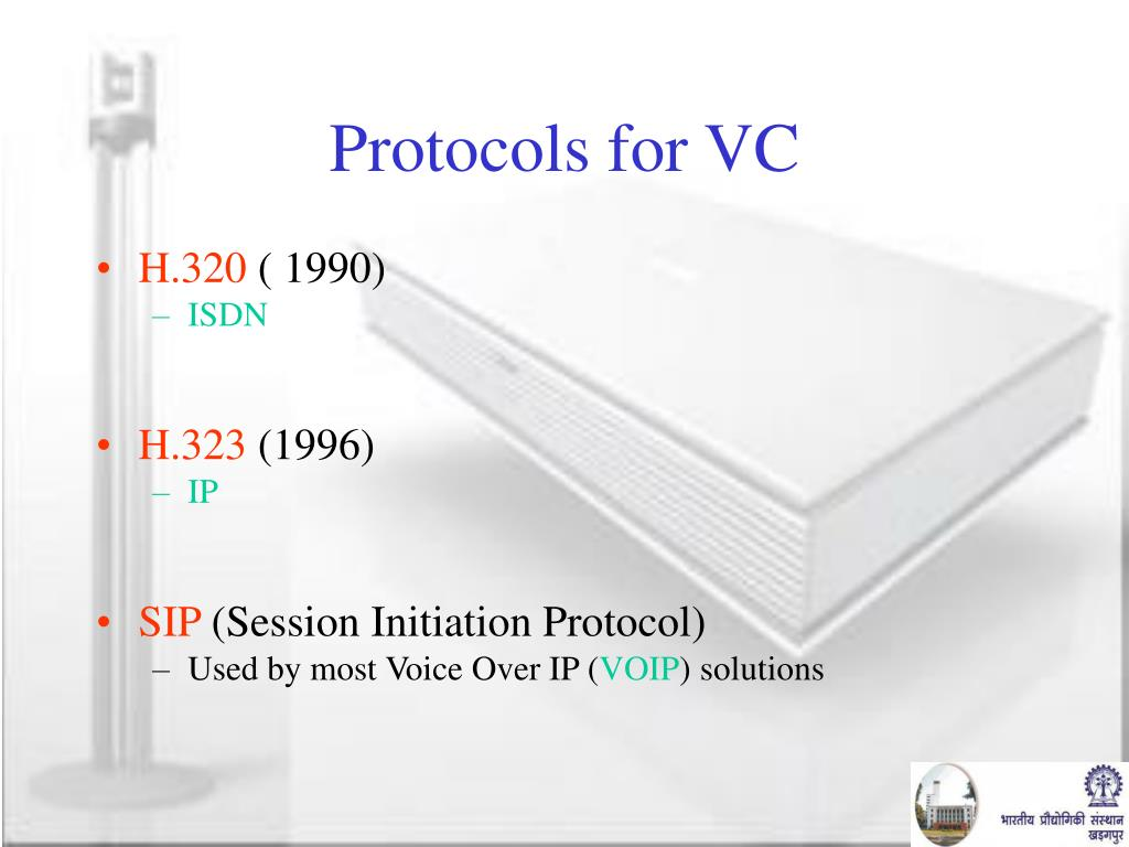 Protocols for VC