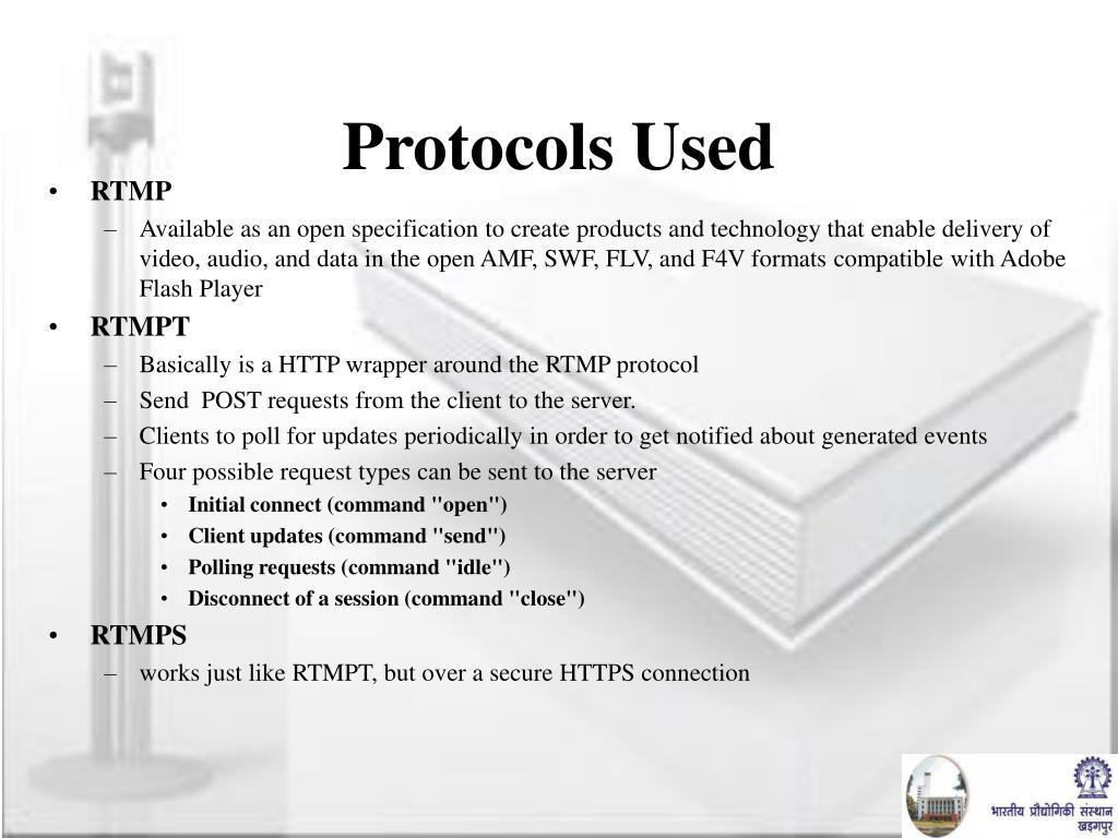 Protocols Used