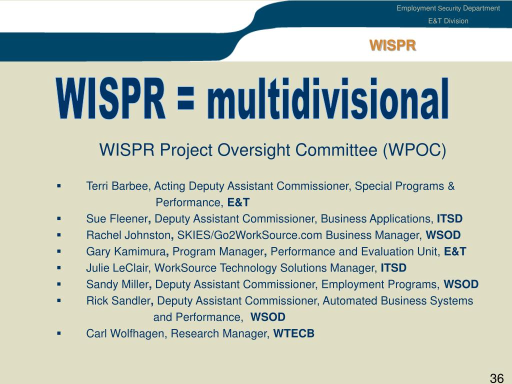 WISPR