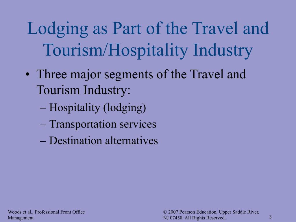 overview of the hospitality and tourism Our innovative bsc international hospitality and tourism management course combines core business and management studies with specialist hospitality and tourism modules through the business modules you will explore the approaches and techniques vital to managing and running an international.