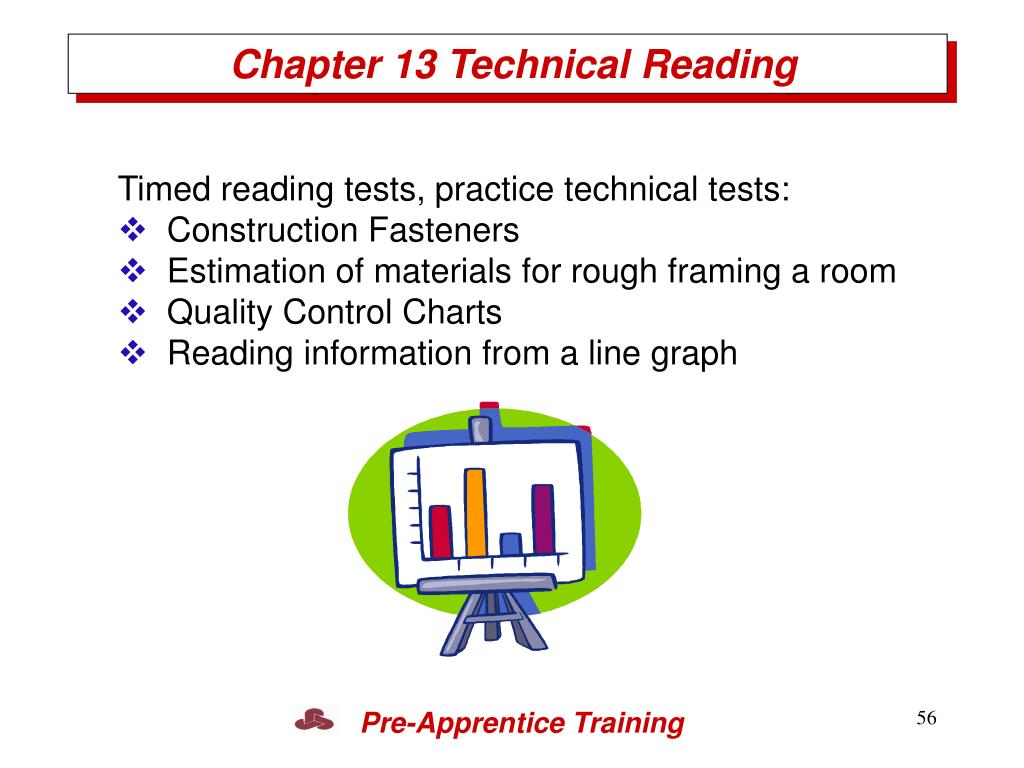 Chapter 13 Technical Reading