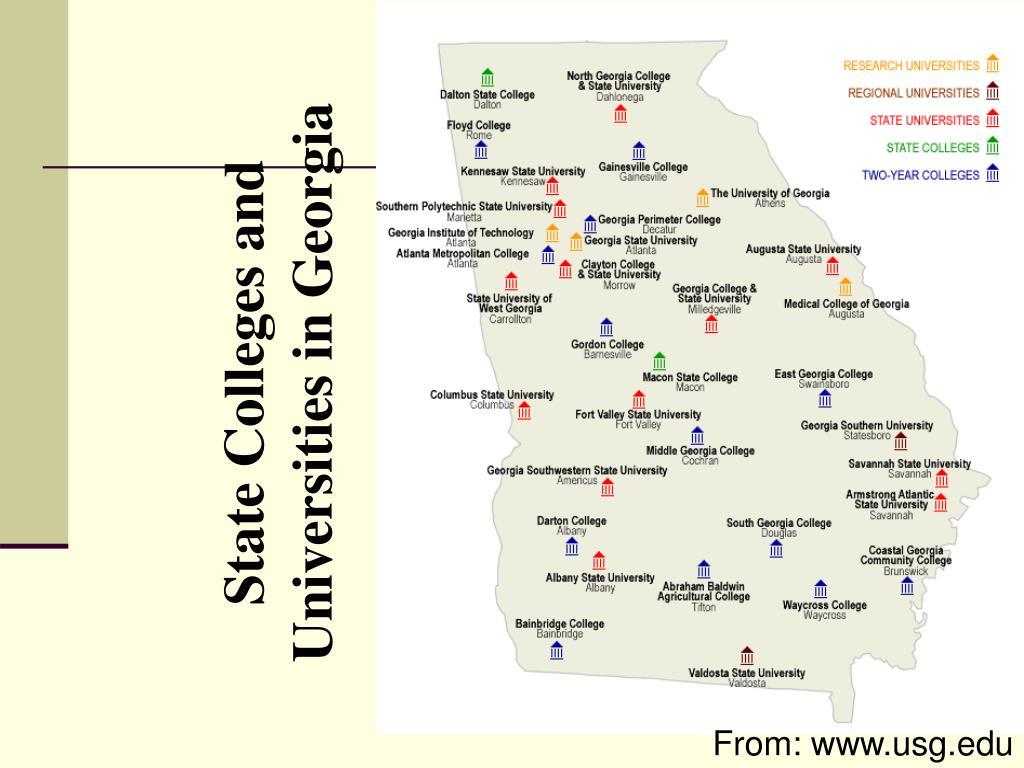 From: www.usg.edu