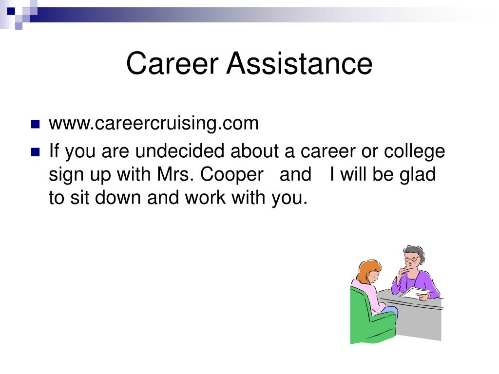 Career Assistance
