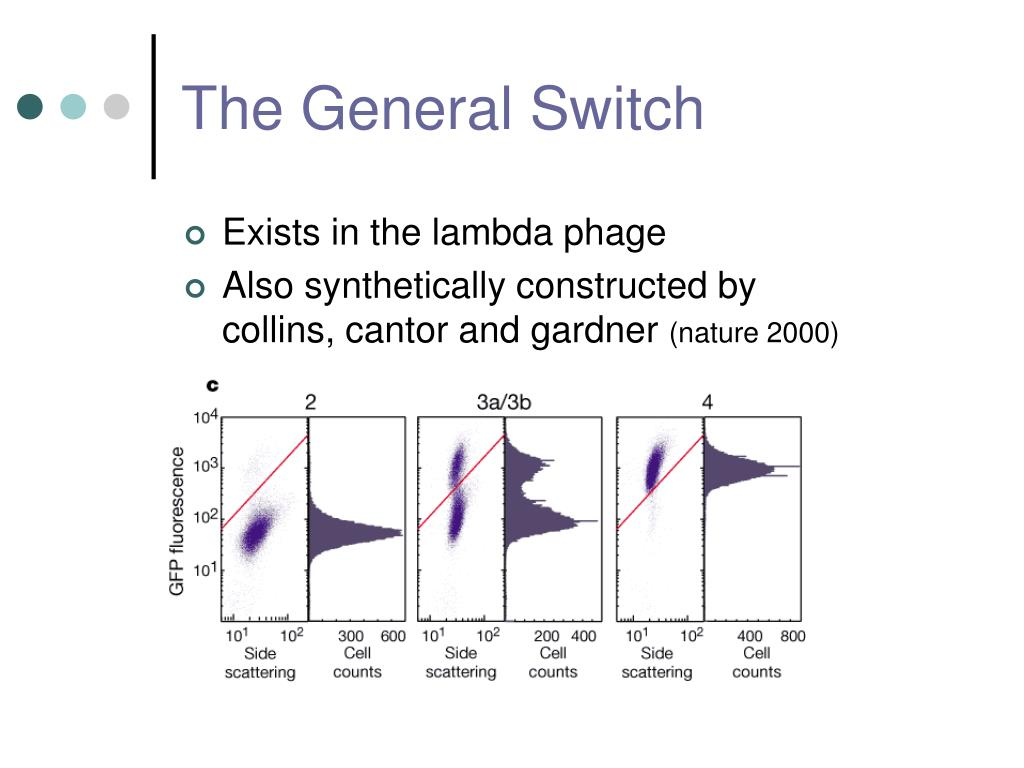 The General Switch