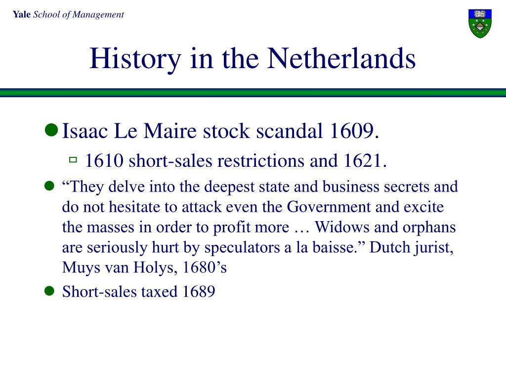 History in the Netherlands
