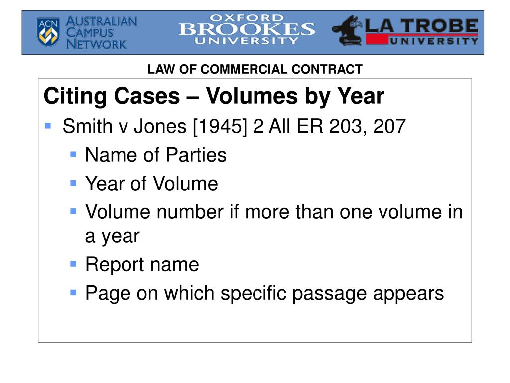 Citing Cases – Volumes by Year