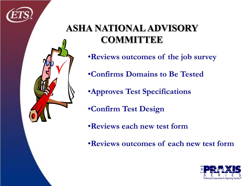 ASHA NATIONAL ADVISORY COMMITTEE