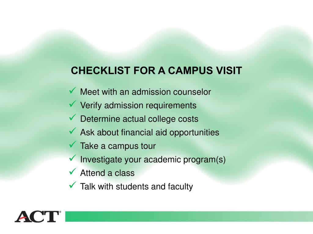 Meet with an admission counselor