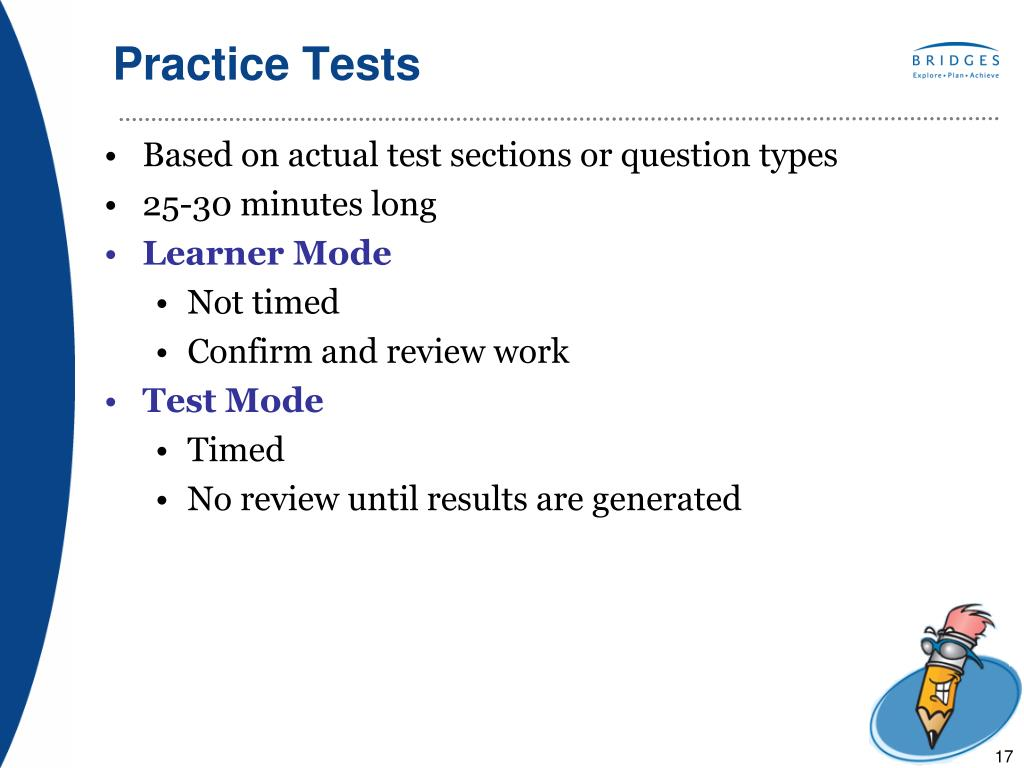 Practice Tests