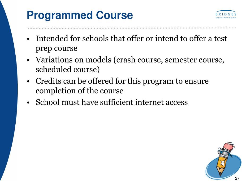 Programmed Course