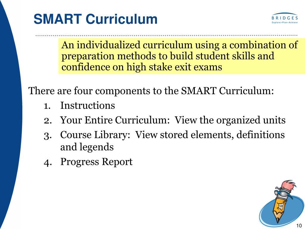 SMART Curriculum