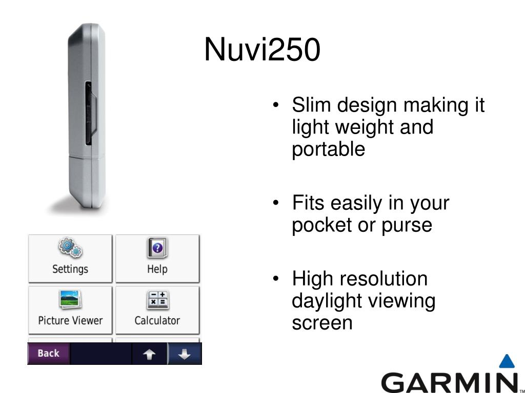 Nuvi250