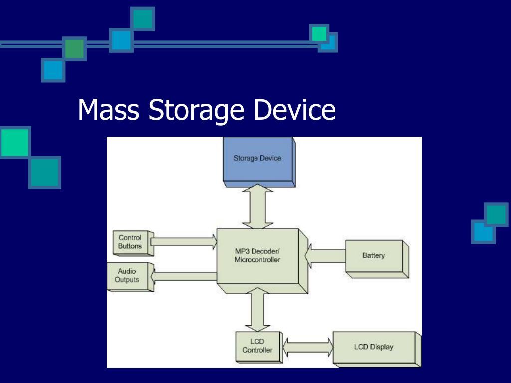 Mass Storage Device