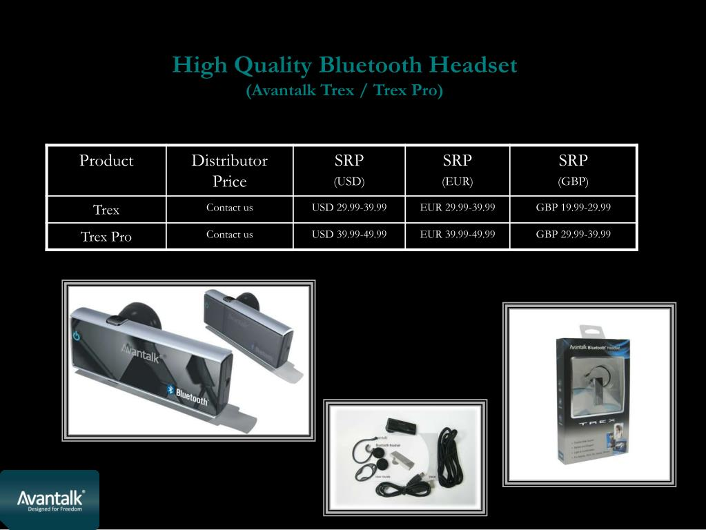 High Quality Bluetooth Headset