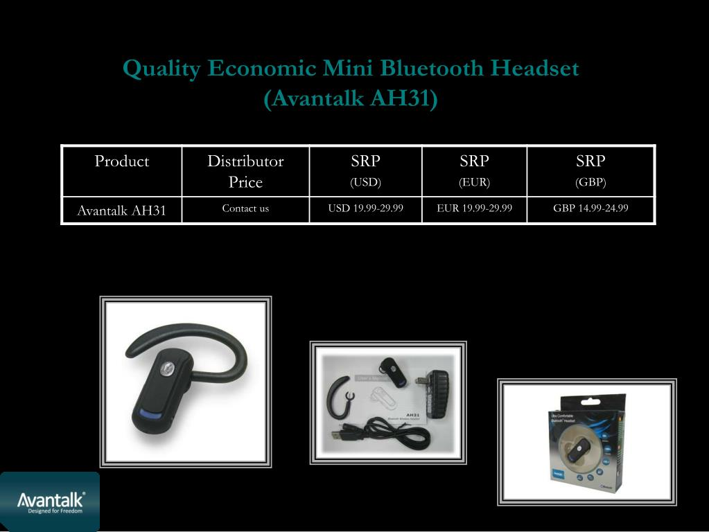 Quality Economic Mini Bluetooth Headset