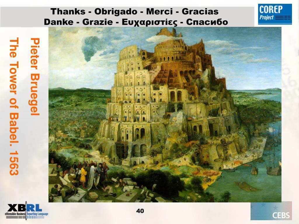Thanks - Obrigado - Merci - Gracias