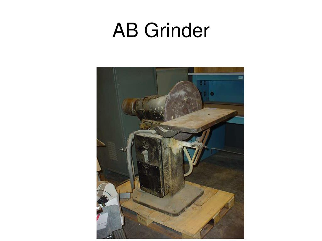 AB Grinder