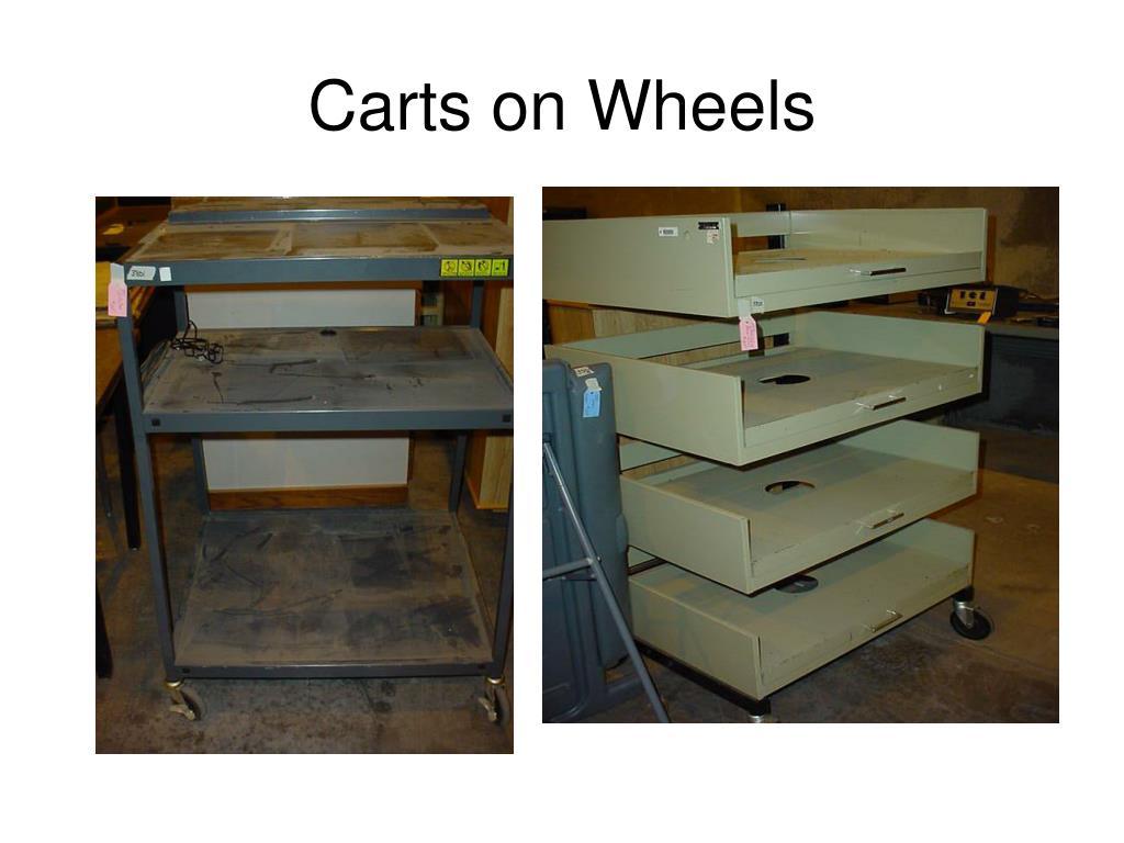 Carts on Wheels
