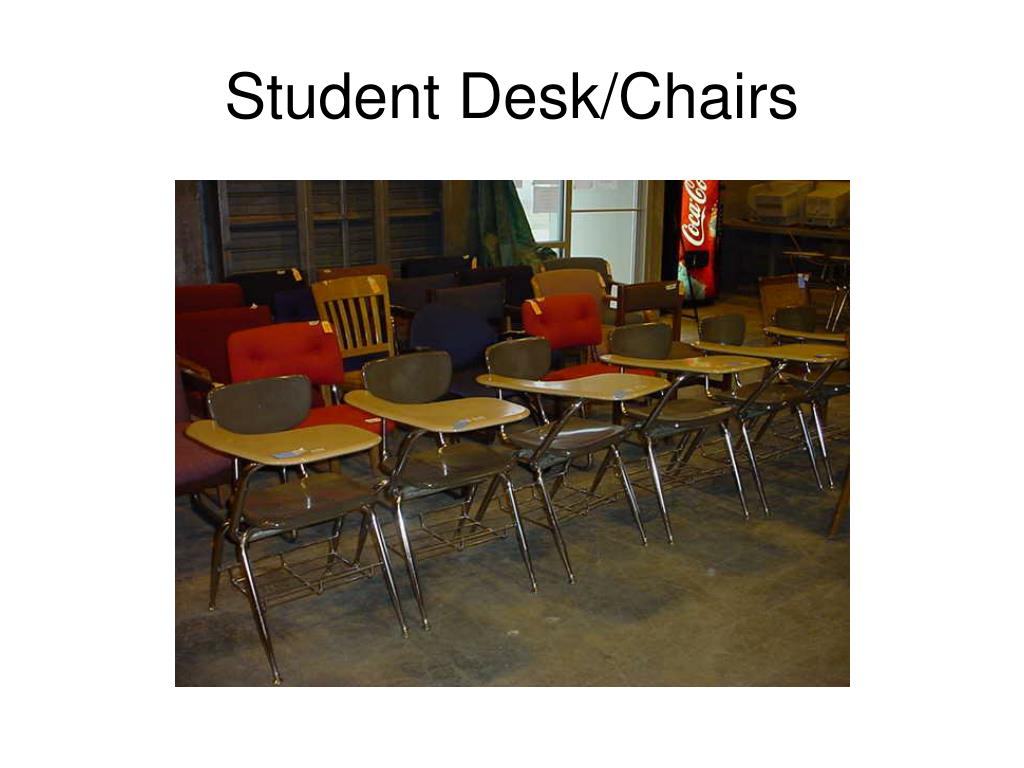 Student Desk/Chairs