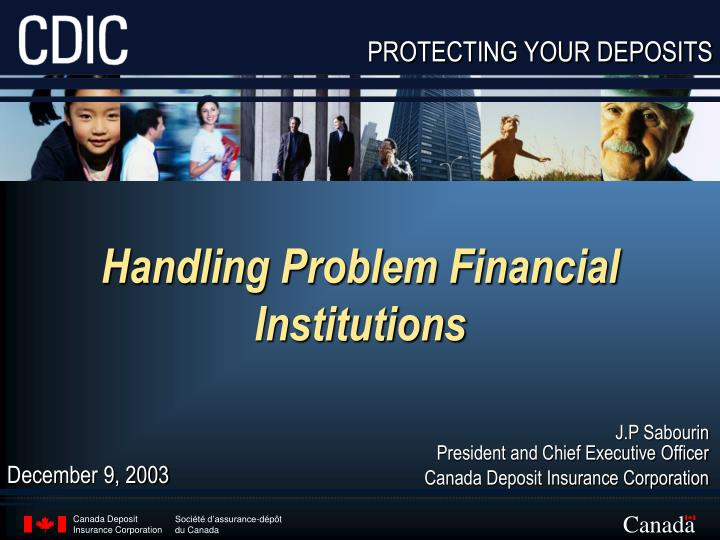 Handling problem financial institutions l.jpg