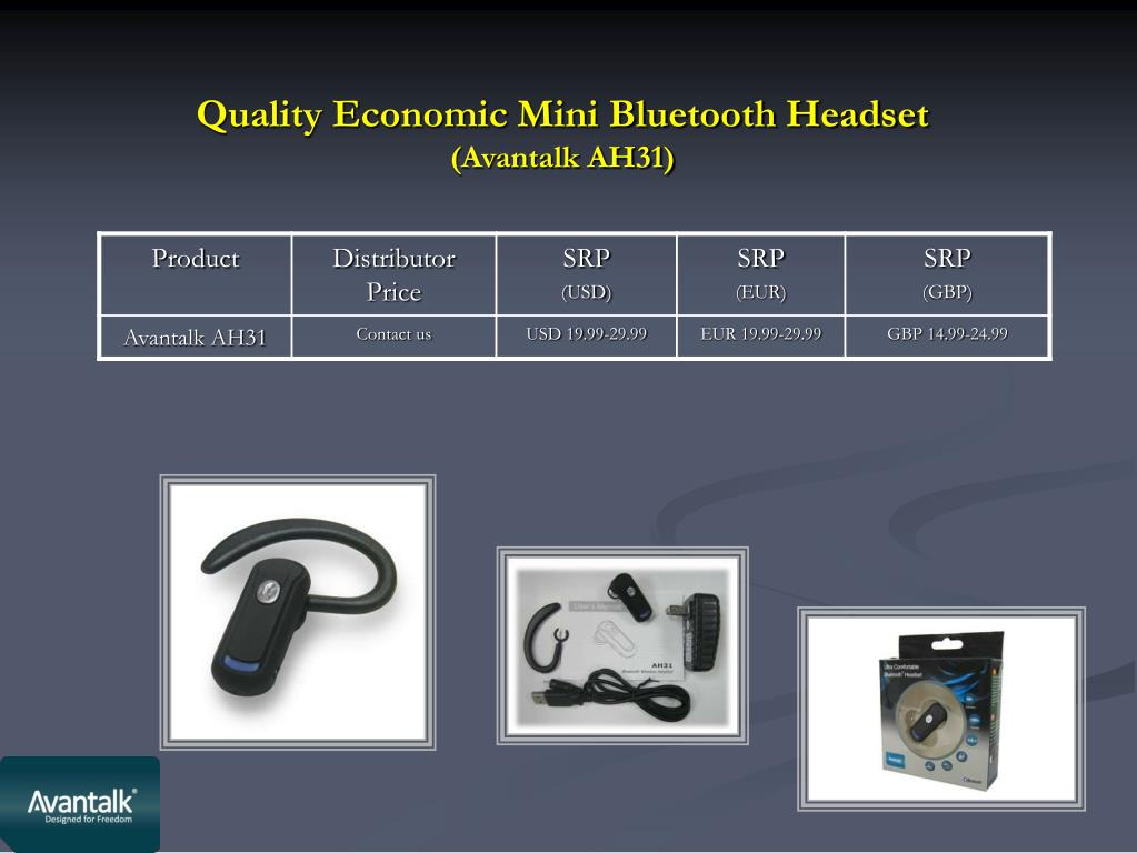 Quality Economic Mini Bluetooth Headset