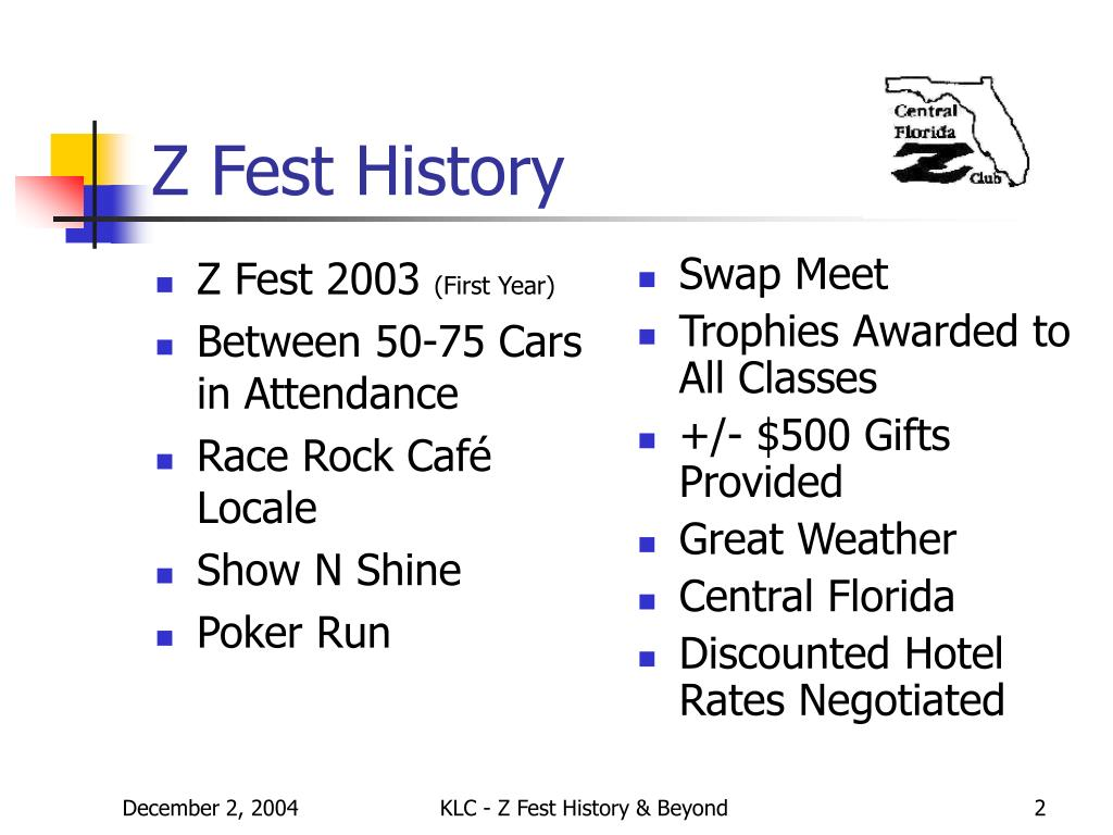 Z Fest 2003