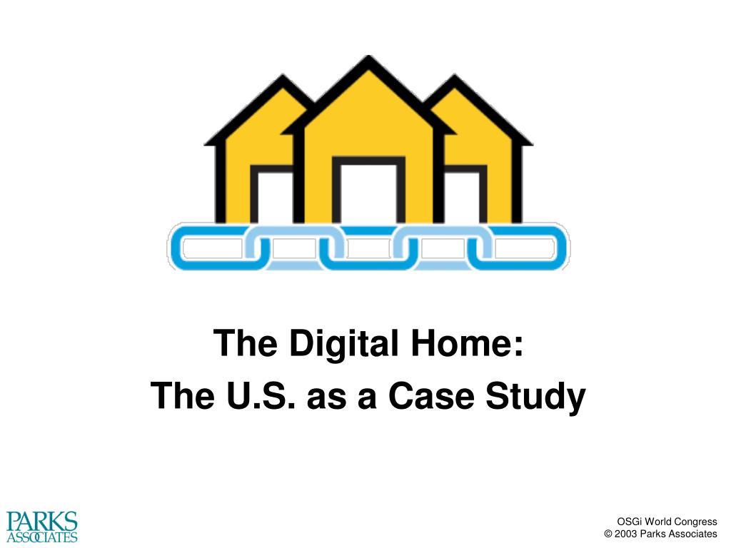 The Digital Home: