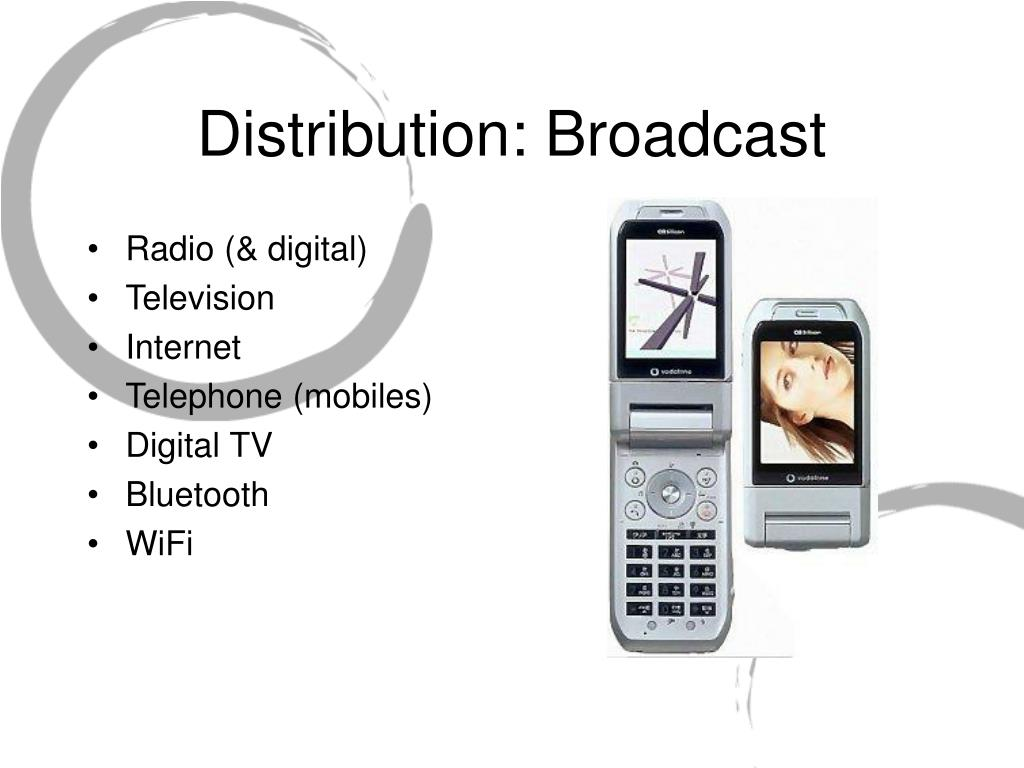 Distribution: Broadcast