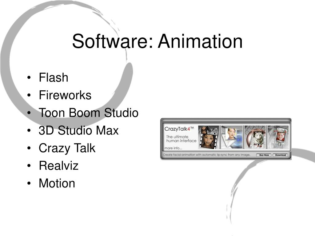 Software: Animation