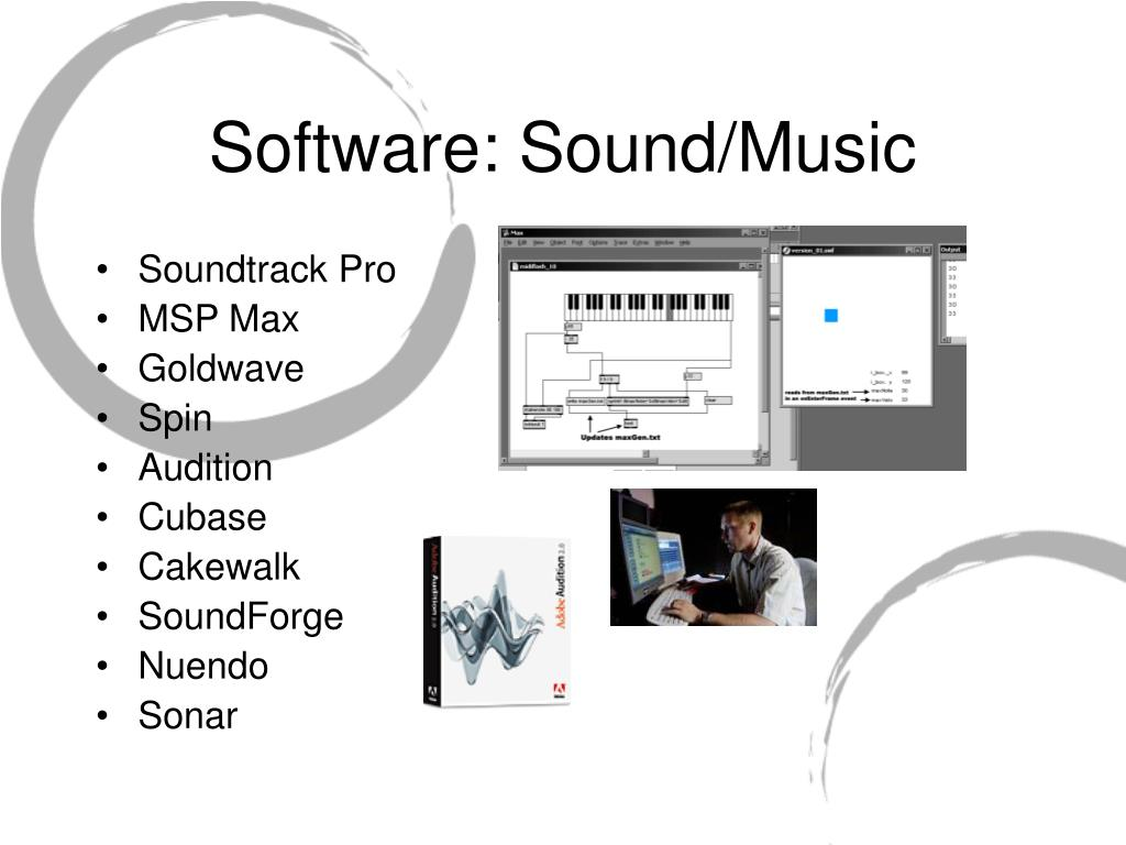 Software: Sound/Music