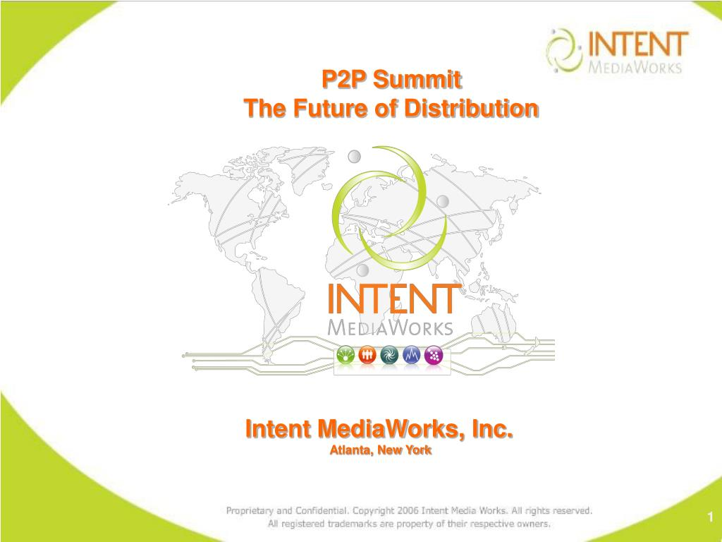 P2P Summit