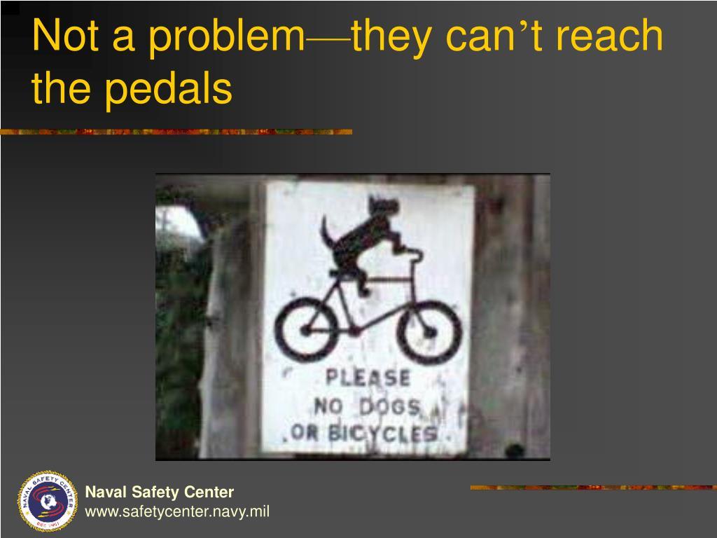 Not a problem