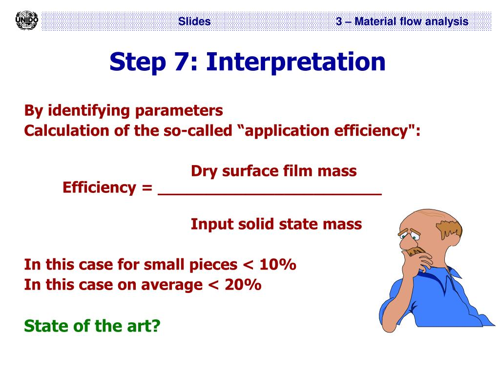 Step 7: Interpretation
