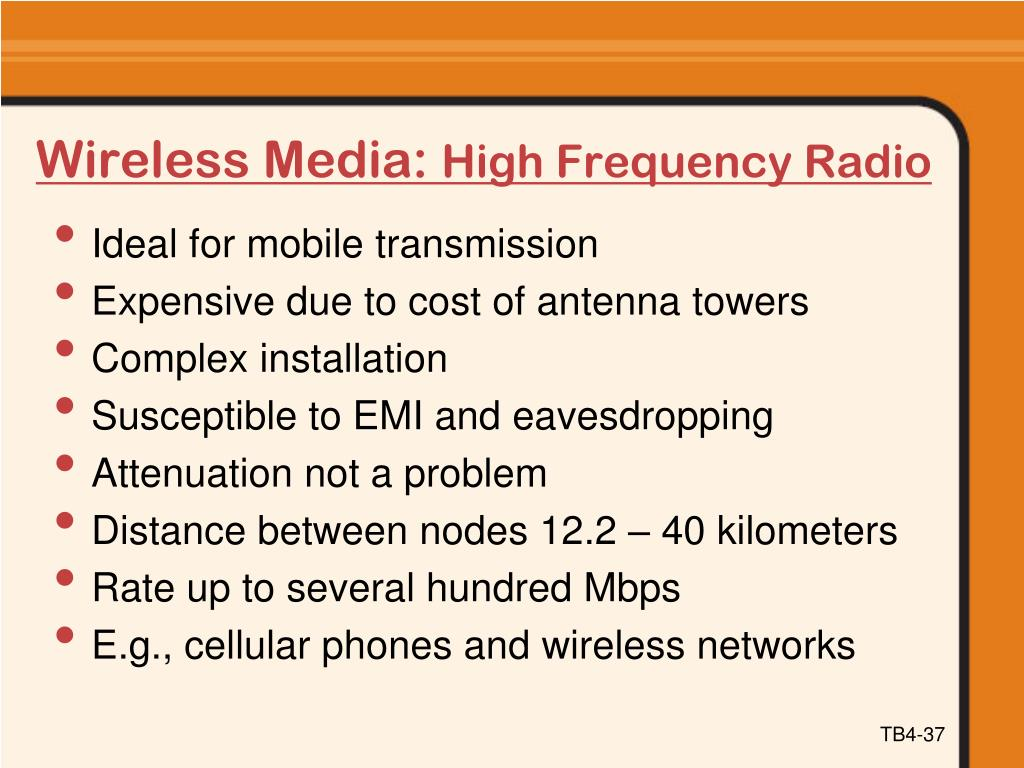 Wireless Media: