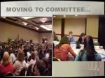 moving to committee
