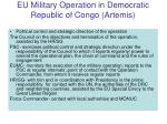 eu military operation in democratic republic of congo artemis7
