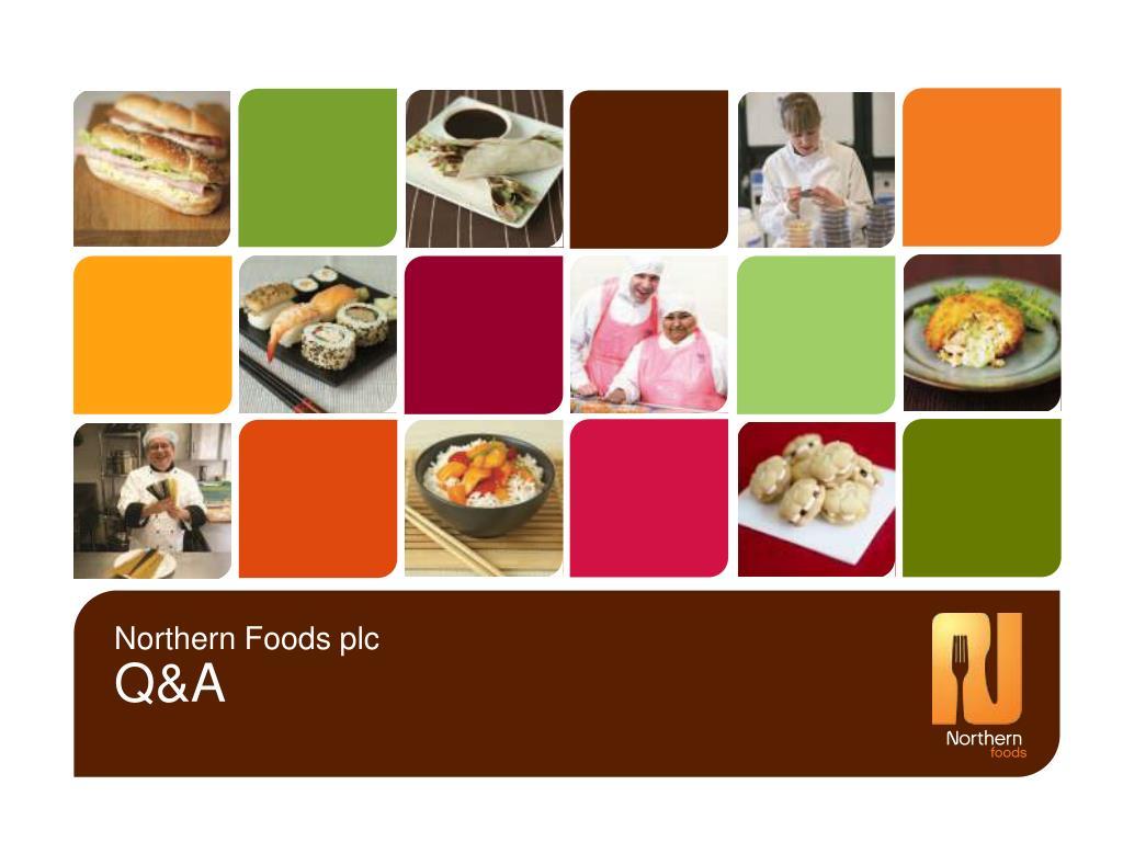 Northern Foods plc