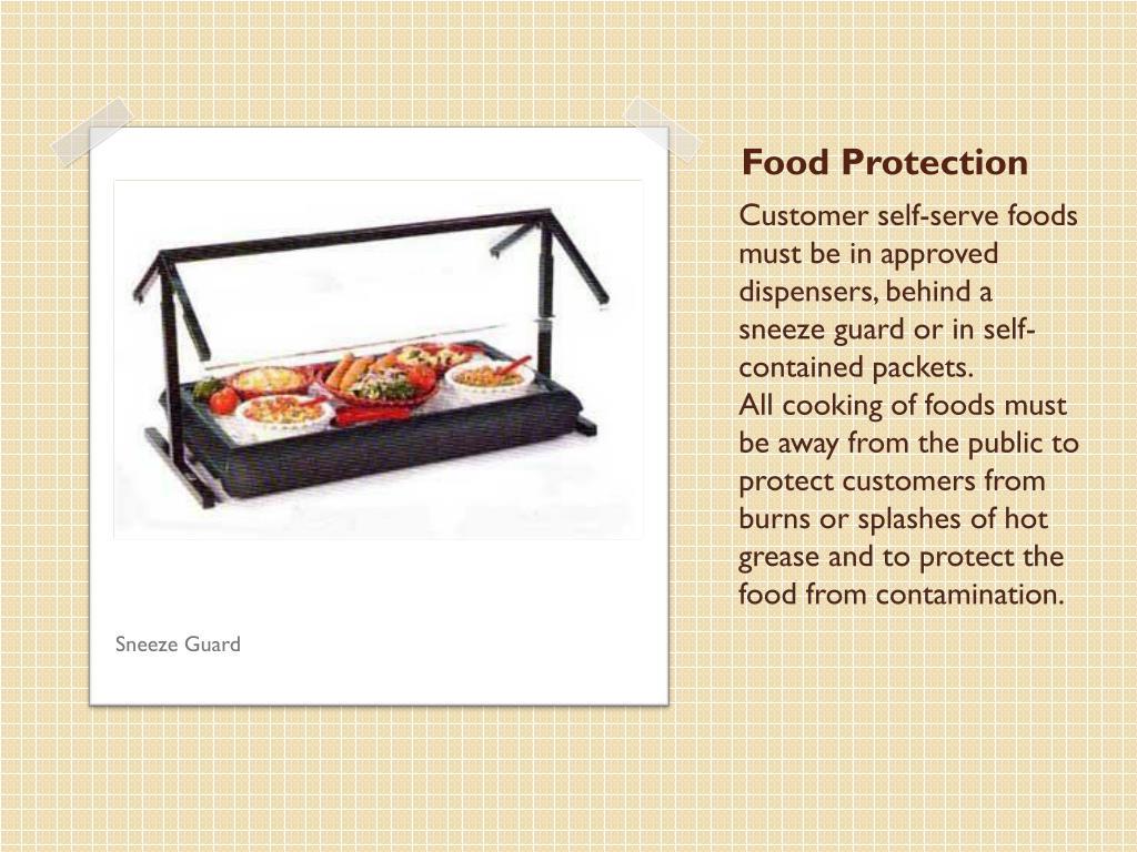 Food Protection