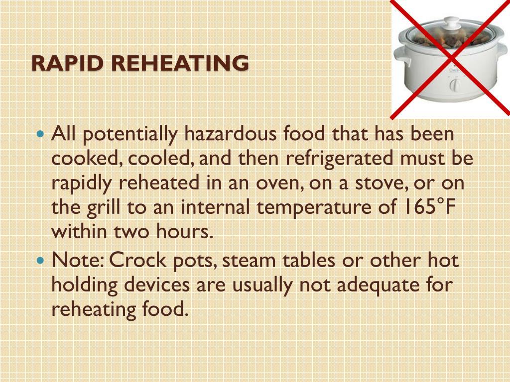 Rapid Reheating