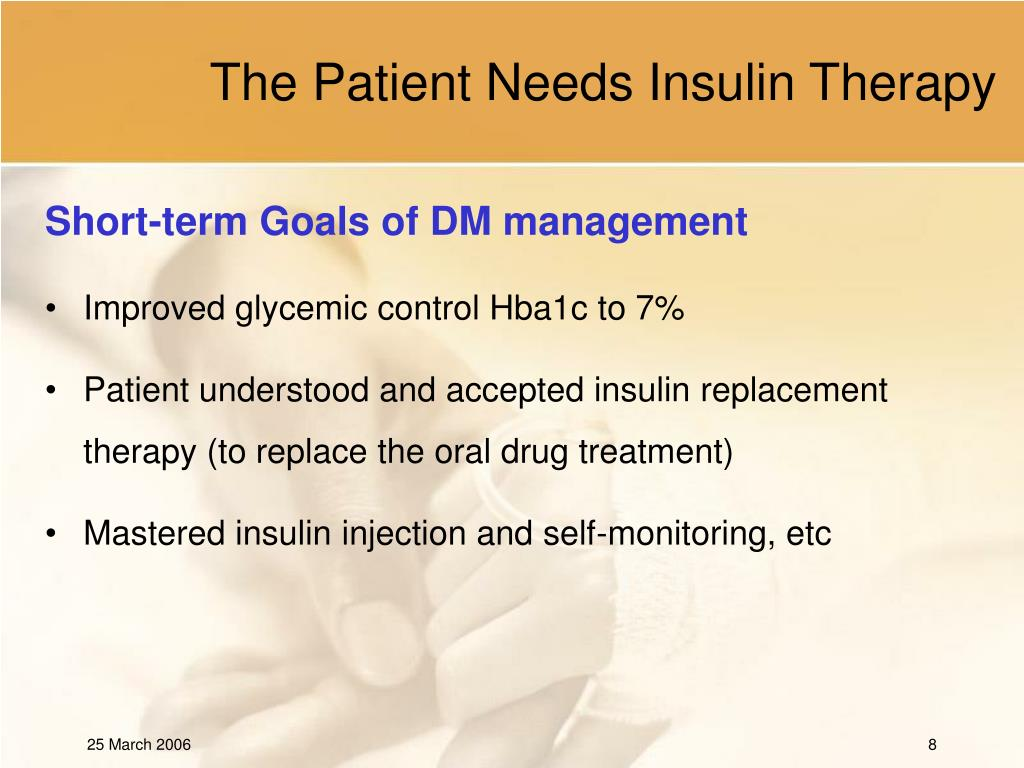 PPT - Empowerment Practice in Diabetes Patient Education