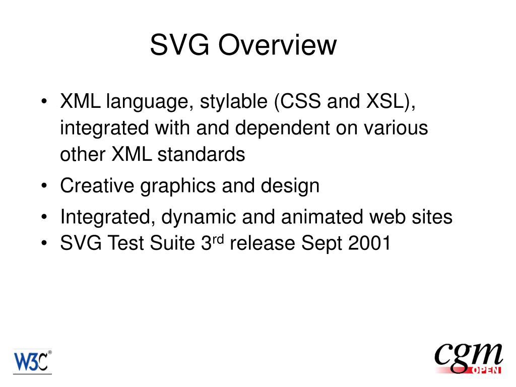 SVG Overview