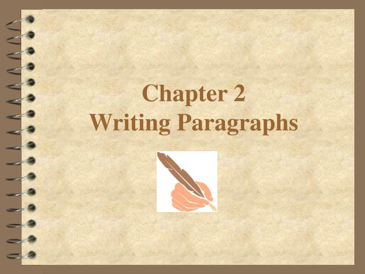 powerpoint presentation on paragraph writing 2011-10-03 with thanks to dr colleen mckenna for kind permission in reproducing her material in this presentation  write a sentence for each paragraph you want to write  powerpoint presentation.