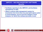 unfccc nai ghg inventory software benefits18