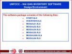 unfccc nai ghg inventory software design environment9