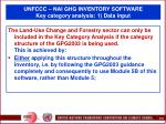 unfccc nai ghg inventory software key category analysis 1 data input98