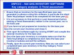 unfccc nai ghg inventory software key category analysis 3 trend assessment108