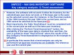 unfccc nai ghg inventory software key category analysis 3 trend assessment109