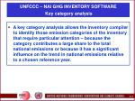 unfccc nai ghg inventory software key category analysis13