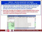 unfccc nai ghg inventory software land use land use change and forestry sector module 5b